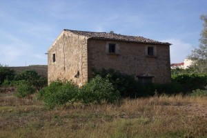 Farmhouse in sicily with 4 hectares