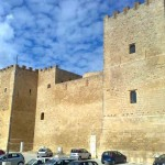 Salemi roman castle